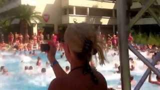 Mallorca rocks kiss pool party