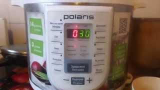 Как сварить фасоль в мультиварке. How to cook beans in multicooker.