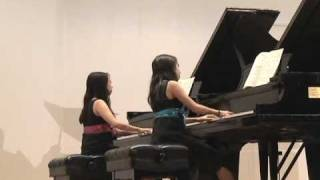 Mozart Sonata for Two Pianos in D Major, K.448 II. Andante