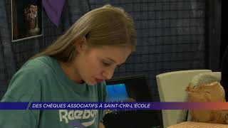 Yvelines | Des chèques associations à Saint-Cyr-L'École
