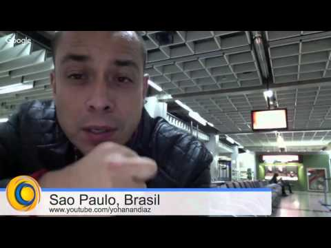 #EnVivo I Sao Paulo, Brasil I Reseña VII Forum Mundial de Ufología. @yohanandiaz