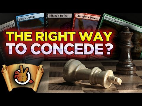 What is the Right Way to Concede in Commander? | The Command Zone #210 | Magic: the Gathering EDH