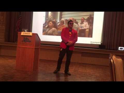 Tony Canas   Millennials in Insurance   Ohio Insurance Education Day 2015