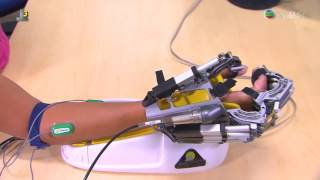 Gambar cover Robotic Hand of Hope showing in TVB
