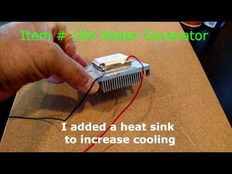 awg water generator