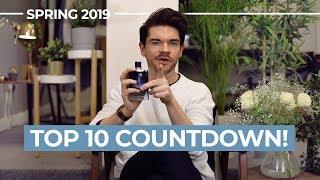 Top 10 Fragrances For Men | Spring 2019