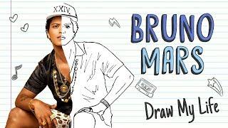 BRUNO MARS  Draw My Life