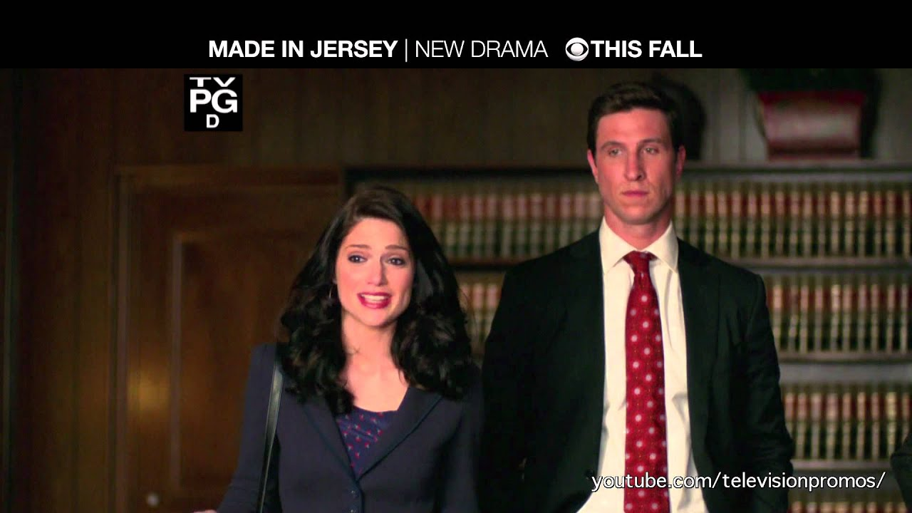 Download Made in Jersey CBS Series Premiere Promo (HD)