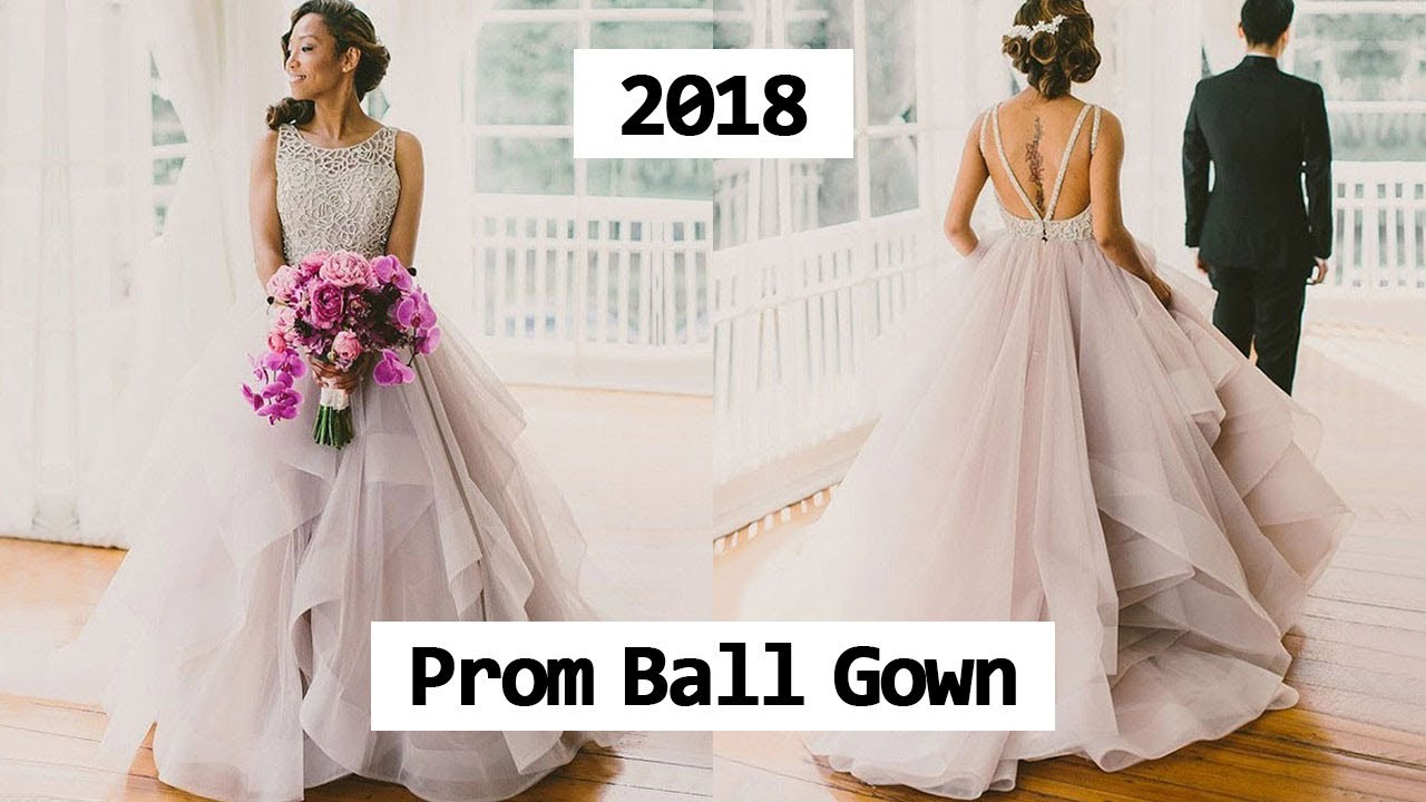 Ball Prom Dresses 2018