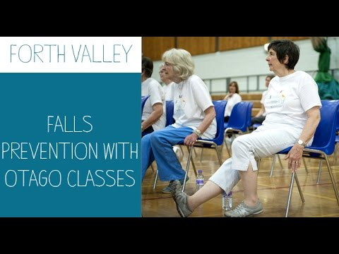 Falls Prevention with Otago classes