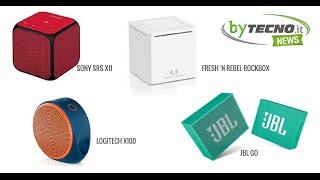 Speaker wireless Sony, Jbl, Fresh n