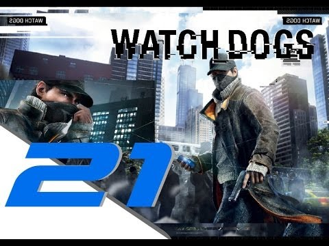 Watch Dogs - Walkthrough Gameplay Part 21 - The Rat's Lair & Defalt Condition