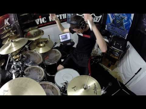 Let Her Go - Drum Cover - Passenger