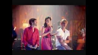 Sasha, Benny y Erik - Serás el aire (en vivo)