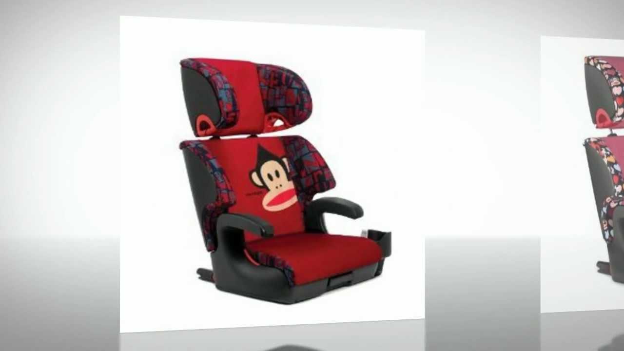 clek oobr booster car seat review youtube. Black Bedroom Furniture Sets. Home Design Ideas