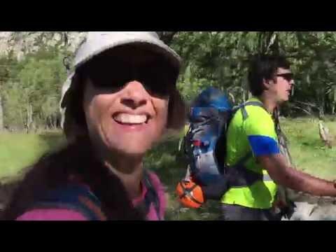 TMB - Tour du Mont Blanc August 2016 - 10 days