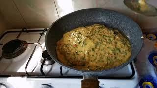Kahvaltıya Dışı Çıtır İçi Yumuşacık Patlıcanlı tava Böreği