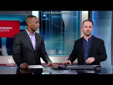 CBLT: CBC Toronto News At 6pm Close--2016