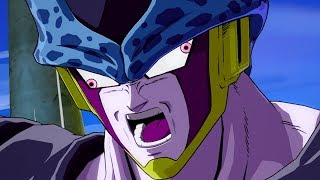TREMBLE BEFORE BLUE CELL!??! - DragonBall Z Fighters