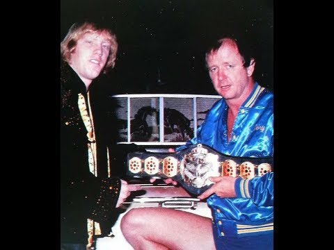 CWF - Von Erich vs Funk : Spoiled Brat vs Immortal Legend