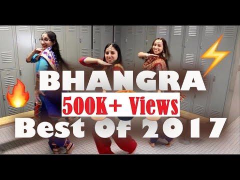 BHANGRA || BEST OF 2017 || PUNJABI 2017 SUPER HITS