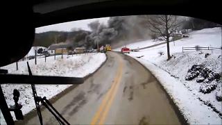 Landing Way Enterprise WV Structure Fire