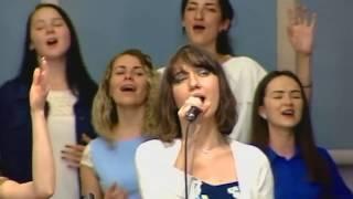 """Виталий Вознюк """"Бог все создал для детей"""" (08.07.2018) 2 служение"""