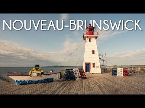 Le NOUVEAU-BRUNSWICK, l'autre province du Canada - Vlog voyage de Tolt #10