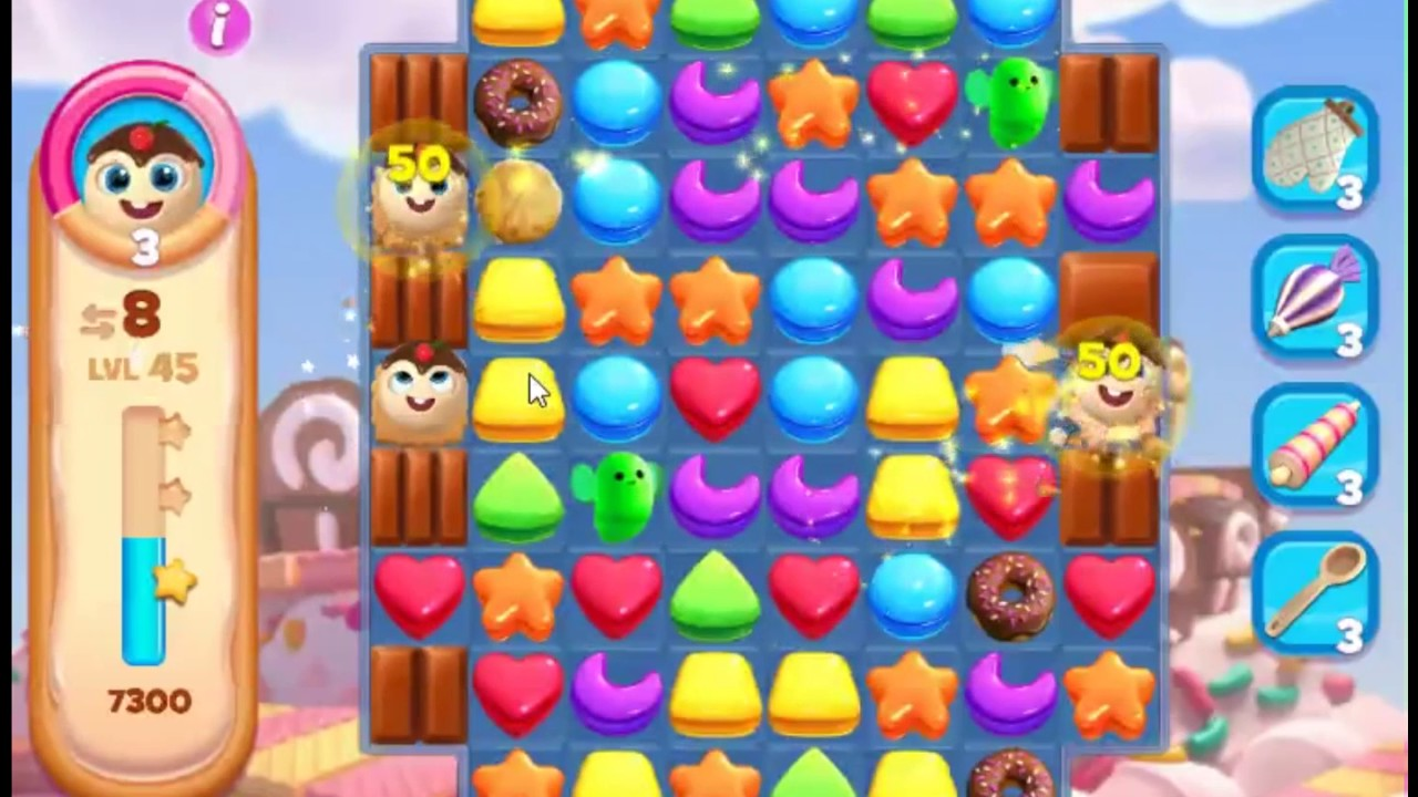 Image result for Cookie Jam Blast - Match & Crush Puzzle game pic