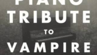 Giving Up the Gun - Vampire Weekend Piano Tribute