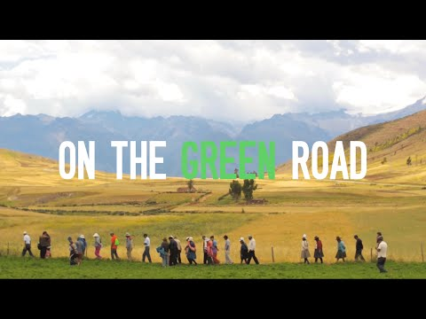 On The Green Road - Trailer / Bande-Annonce