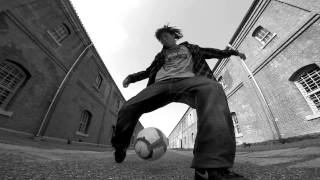 YOSSHI Skills Represent ALEG-Re Freestyle Football 2014 フリースタイルフットボール アレッグ