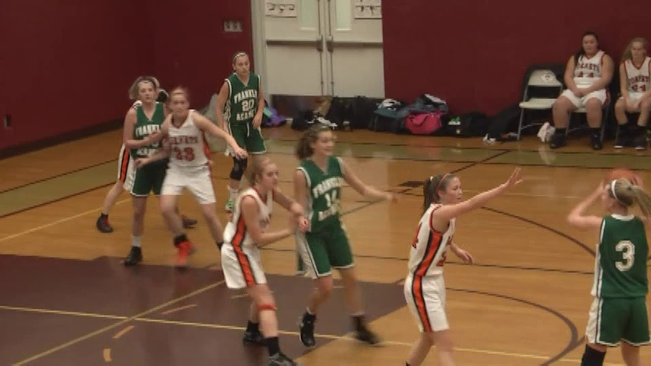 Plattsburgh - Malone Girls  12-28-12