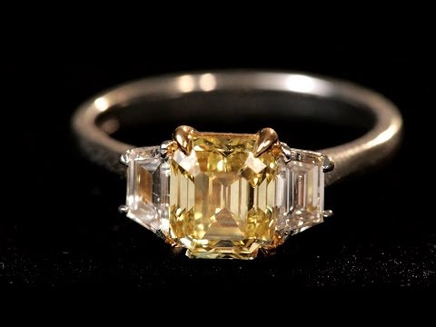 What Are Fancy Colored Diamonds? | Diamond Rings
