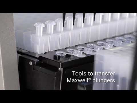 Promega Maxwell® Modular Automated Nucleic Acid Preparation System ...