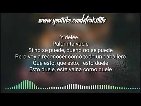 Dubosky   Duele Video Letra   Lyrics