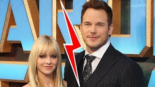 Chris Pratt & Anna Faris Announce Separation & Fans Are Heartbroken