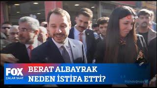 Berat Albayrak neden istifa etti? 9 Kasım 2020 Çalar Saat