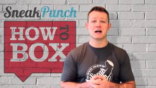 Punching Speed Boxing - How to Box