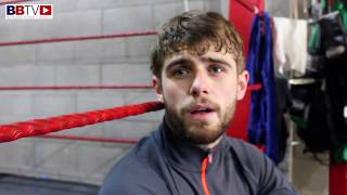 PROSPECT WATCH: TOM McGUINNESS (5-0) FEELING STRONG AT SUPER-FEATHER AND READY FOR MEANINGFUL FIGHTS