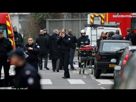 Gunmen asked for French newspaper staff by name, witness of terror attack says