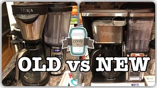 New Ninja vs. Old Ninja - Ninja Coffee Bar