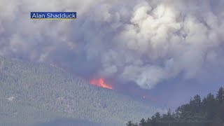 The Cameron Peak Fire Is Now The Largest In State History Forcing Many Residents To Evacuate