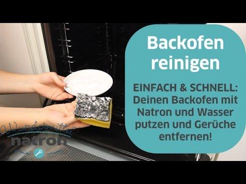 backofen reinigen mit wasser backpulver und essig ostseesuche com. Black Bedroom Furniture Sets. Home Design Ideas