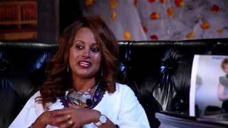 Sosina from Gamo circus interview at seifu on ebs show