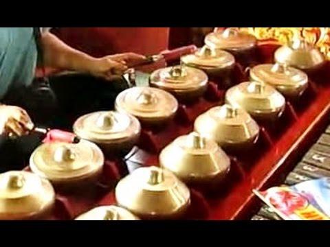 SAMPAK Pathet 6 PELOG - Javanese Gamelan Music - Kecubung Sakti [HD]