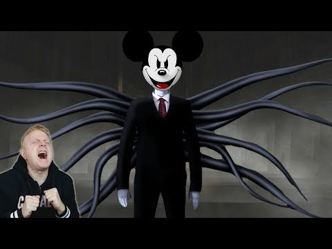 SLENDYTUBBIES MEETS MICKEY MOUSE | SLENDER MICKEY | COLLECT 10 PAGES TO ESCAPE | COMPLETED!!!