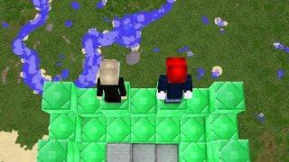 So lebst du auf dem größten Turm in Minecraft 😂