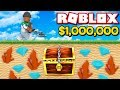 How I Went From $0 to $1,000,000  in ROBLOX DIGGING SIMULATOR!!