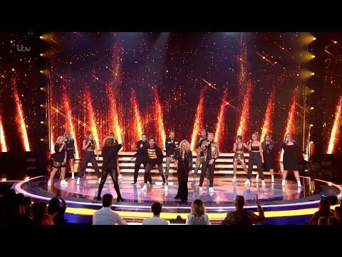 The X Factor UK 2018 LMA Choir Live Shows Round 2 Full Clip S15E17